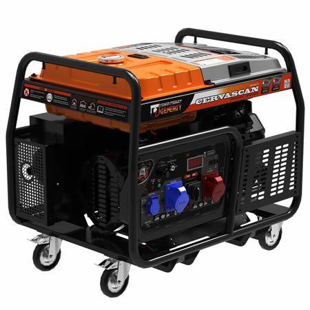 Outlet Generador Cervascán 12000W