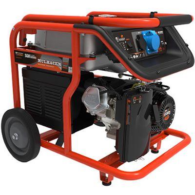 Oferta Generador Eléctrico Barato Mulhacén V1