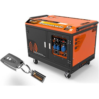 Generador Arranque Automático Guardian S6-RC