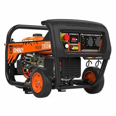 Generador de luz Veleta 2800W