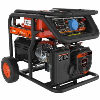 Generador automático fallo de red Mulhacén ATS 7000W