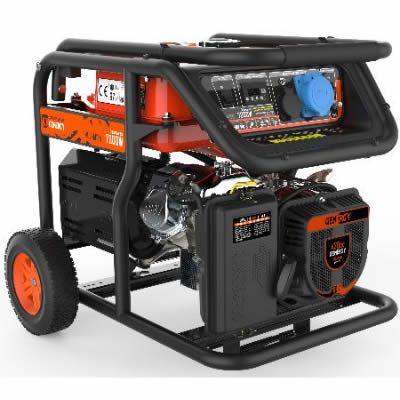 Generador portatil de electricidad Mulhacen