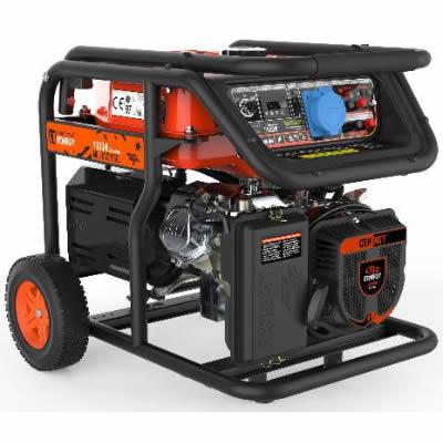 Generador automático de apoyo solar Mulhacen SOL 7000W