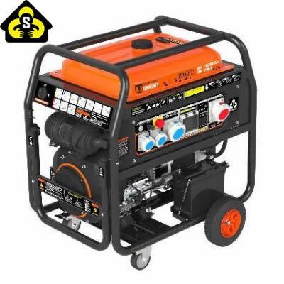 Outlet Generador Izoard 15000W