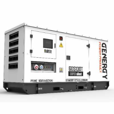 Generador Diesel GDS130T