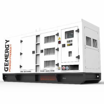Generador Diesel GDS200T