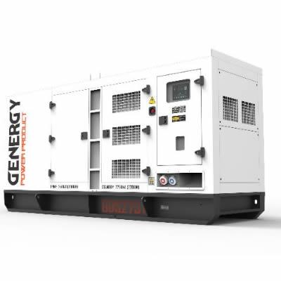Generador Diesel GDS275T