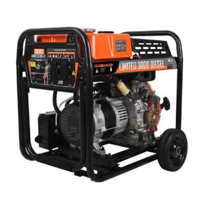 Outlet Generador Diésel Limited 3000-D 3000W